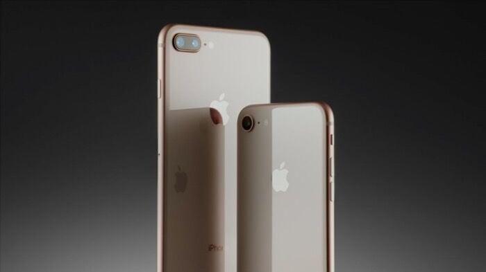 アップル、「iPhone 8」「iPhone 8 Plus」を正式発表