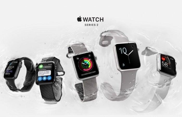 「Apple Watch SERIES 2」発表、GPS内蔵で50メートル防水対応 ポケモンGOも遊べる