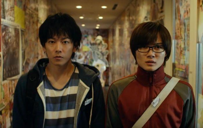 友情・努力・勝利、ジャンプの王道を詰め込んだ傑作青春映画『バクマン。』