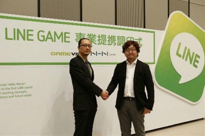 GAMEVILがNHN Japanと提携、LINE向けにゲーム提供