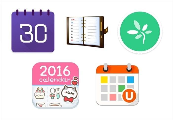 かわいい系からスケジュール共有まで、おすすめ無料カレンダーアプリ5選【Android】