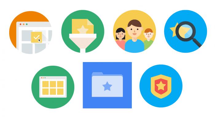 Google Stars