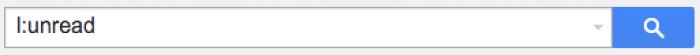 Gmail検索コマンド l:unread