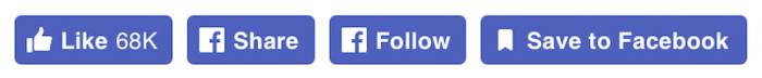 Facebook:新ボタン