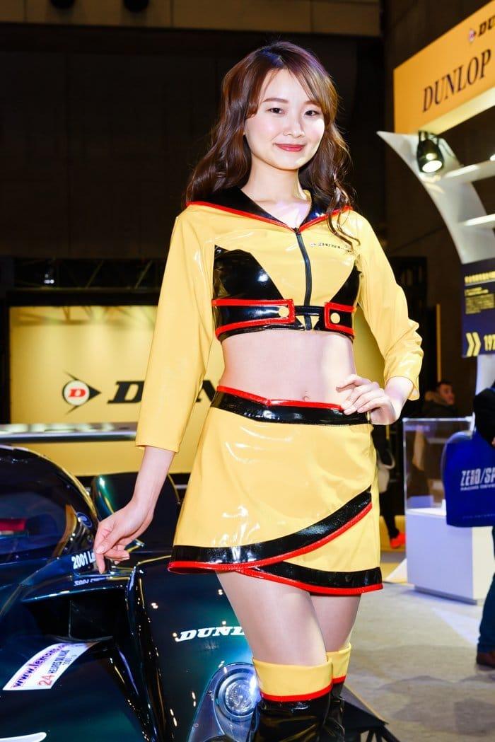 コンパニオン写真ギャラリー1 東京オートサロン 2018