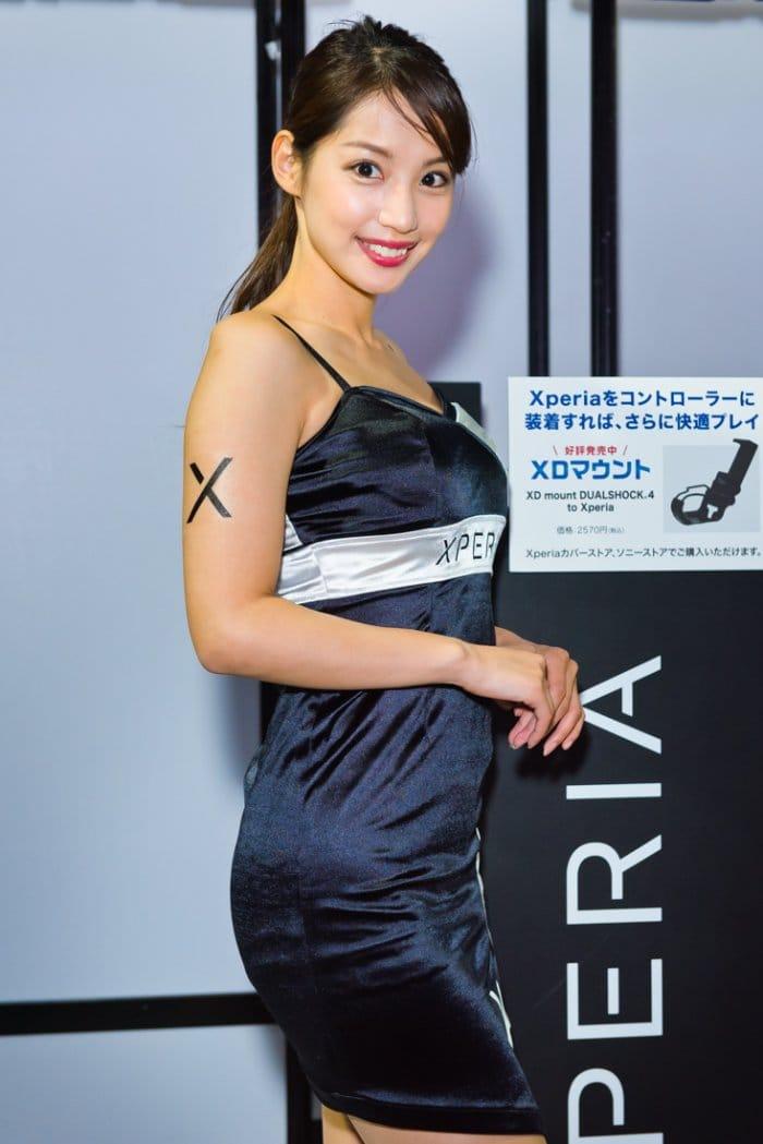 東京ゲームショウ2018 コンパニオン写真ギャラリー その1