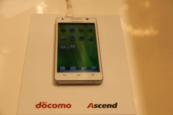 Ascend D2 HW-03E