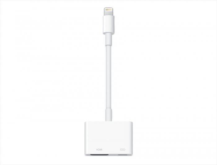iPhone テレビに映す 出力する方法 HDMI