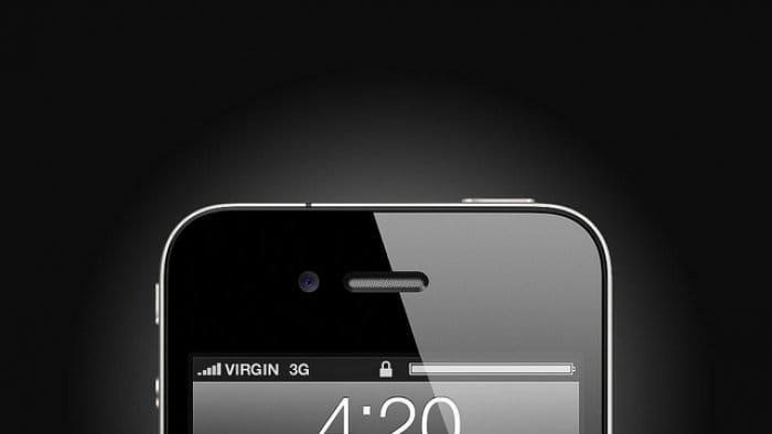 iPhone 5 バッテリー