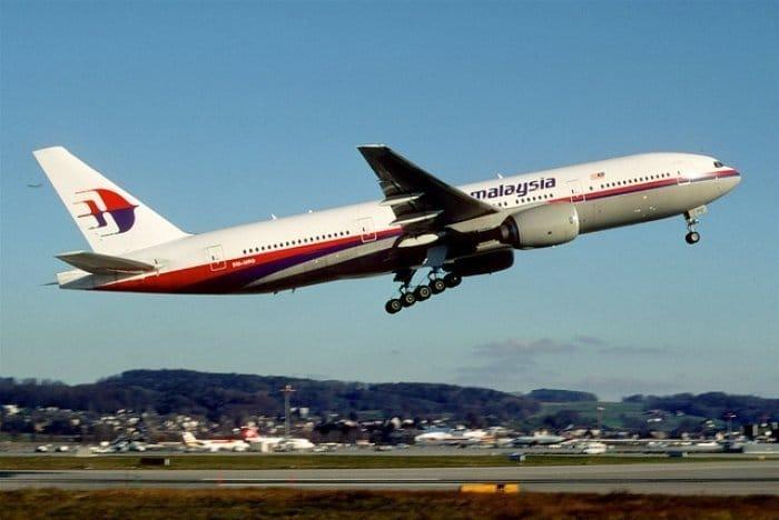 マレーシア航空 ボーイング777
