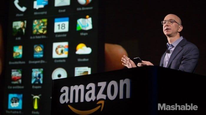 Amazon ジェフ・ベゾス