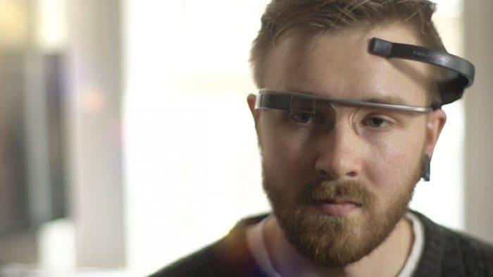 MindRDR + Google Glass