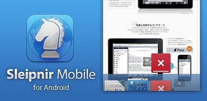 Sleipnir Mobile for Android