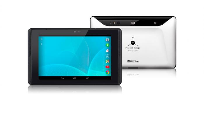 Project Tango Tablet Development Kit