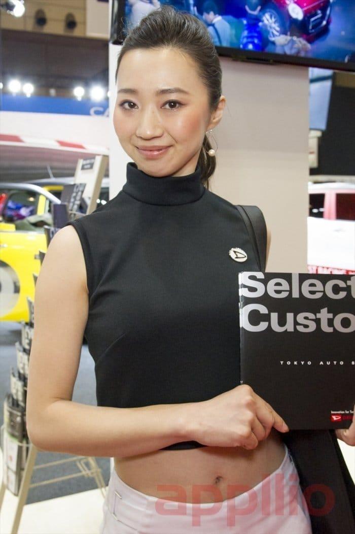 コンパニオン写真 東京オートサロン2016