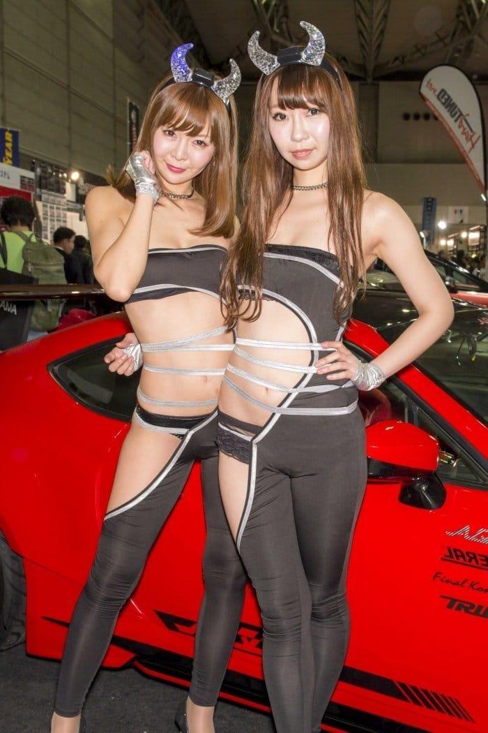 コンパニオン写真ギャラリー4 【東京オートサロン 2017】