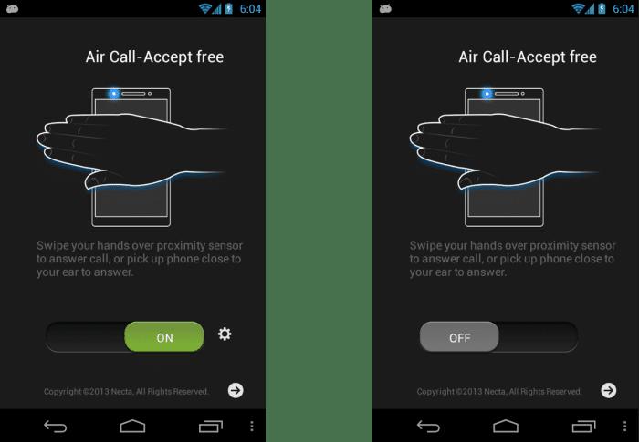 Air Call-Accept
