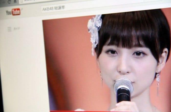 YouTubeライブ配信 AKB48第4回総選挙