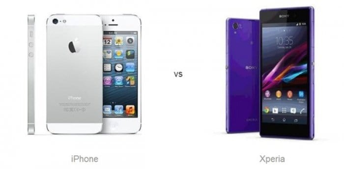 Amazon、「iPhone vs Xperia」の投票企画を実施 来年はAmazonスマホも仲間入り?