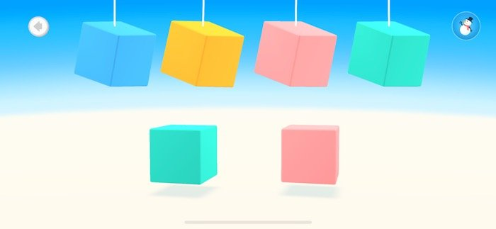 Puzzle Shapes かたち