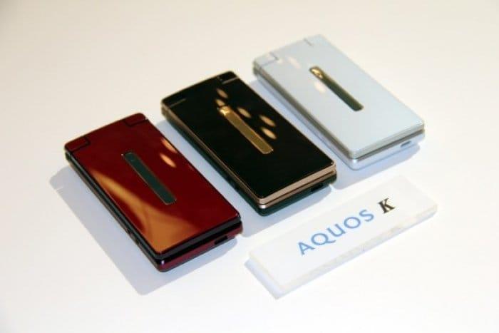 AQUOS K SHF32