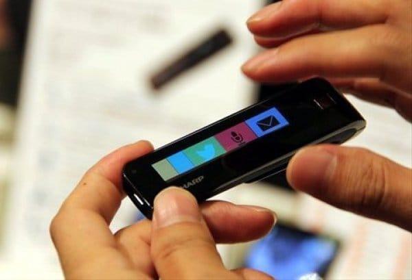 AQUOS PHONE SERIE SHL21