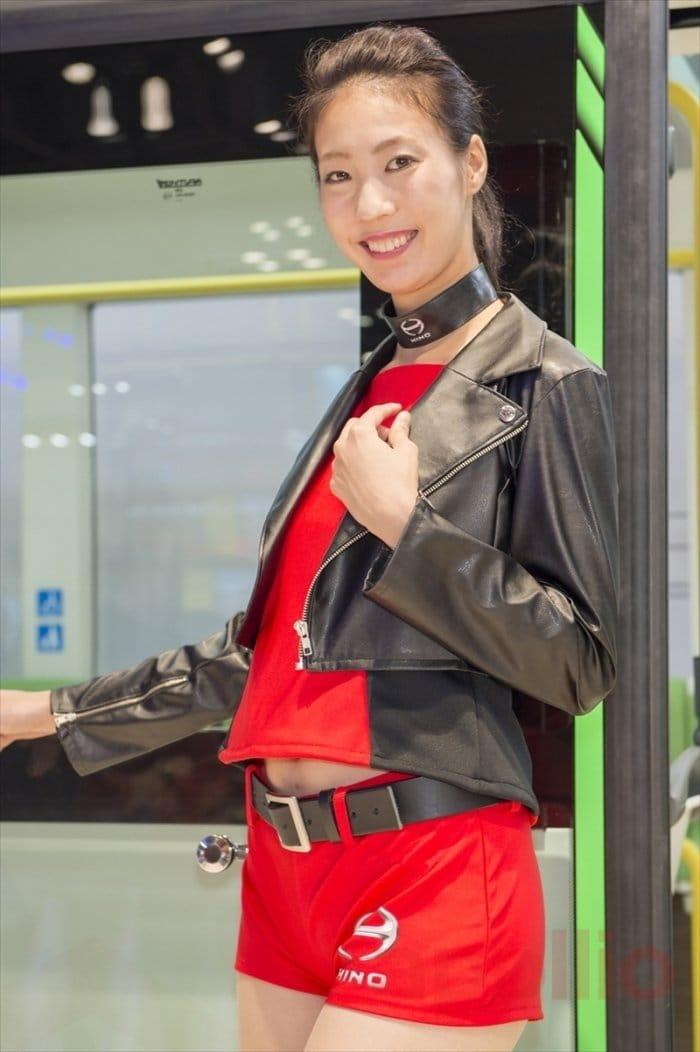 コンパニオン写真:東京モーターショー2015