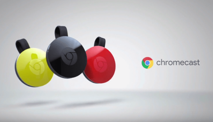 Chromecast 2.0 Chromecast Audio