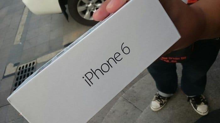 ニセ「iPhone6」
