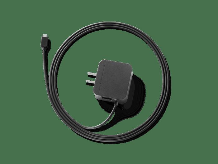 Chromecast用イーサネットアダプタ