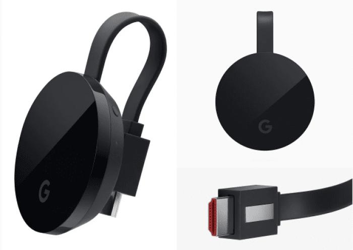 Chromecast Ultra