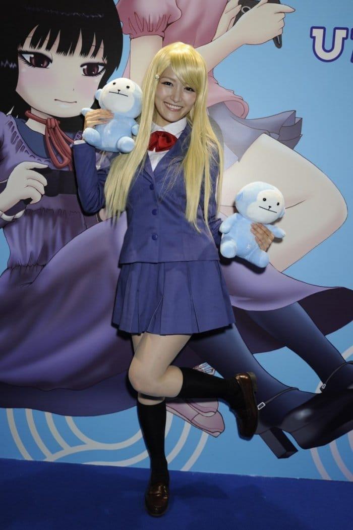 東京ゲームショウ2013 コンパニオン写真