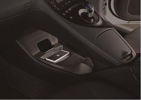 車載用ワイヤレス充電器