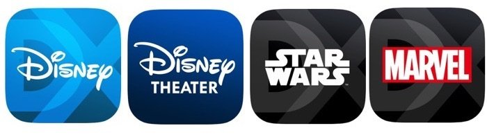 Disney DELUXE Disney THEATER Disney DX STAR WARS DX MARVEL DX
