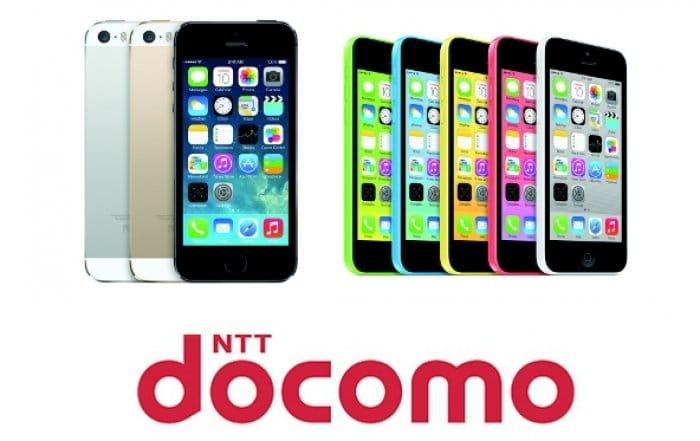 ドコモ iPhone 5s/5c