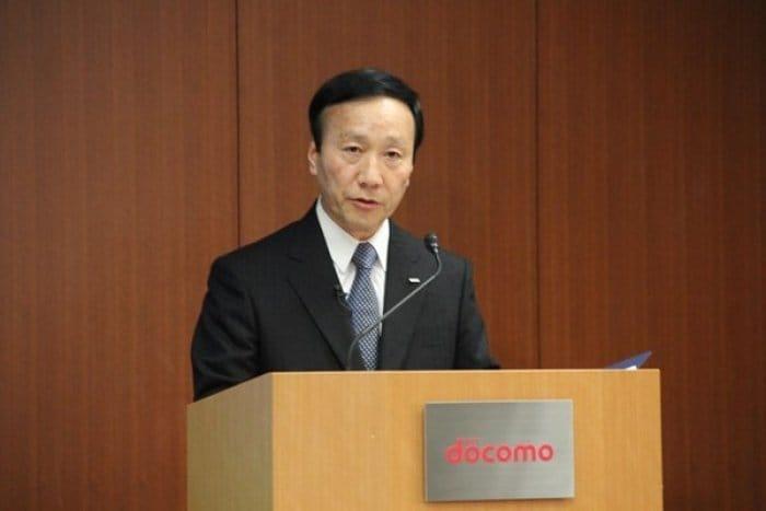 NTTドコモ 加藤社長