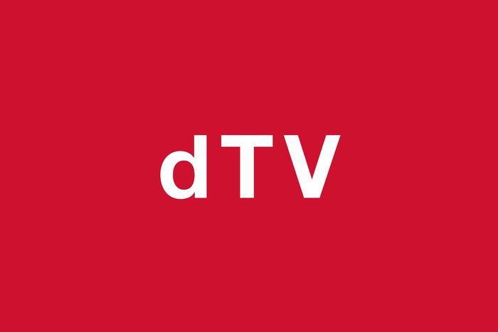 動画配信サービス・サイト dTV