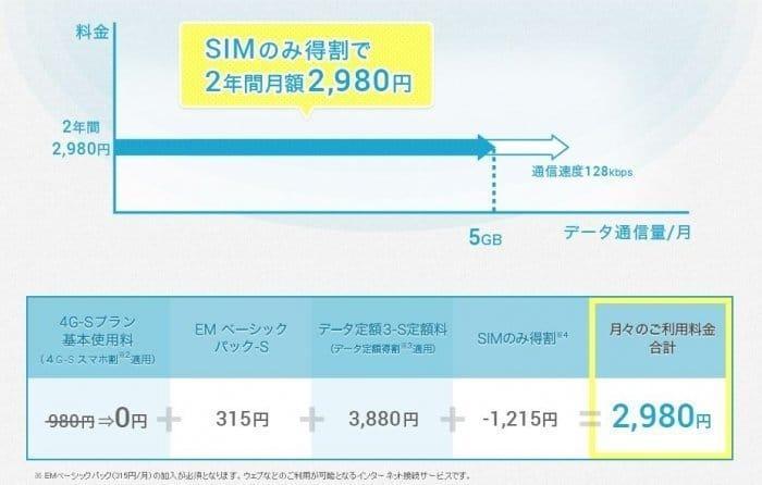EMOBILE 4G-S