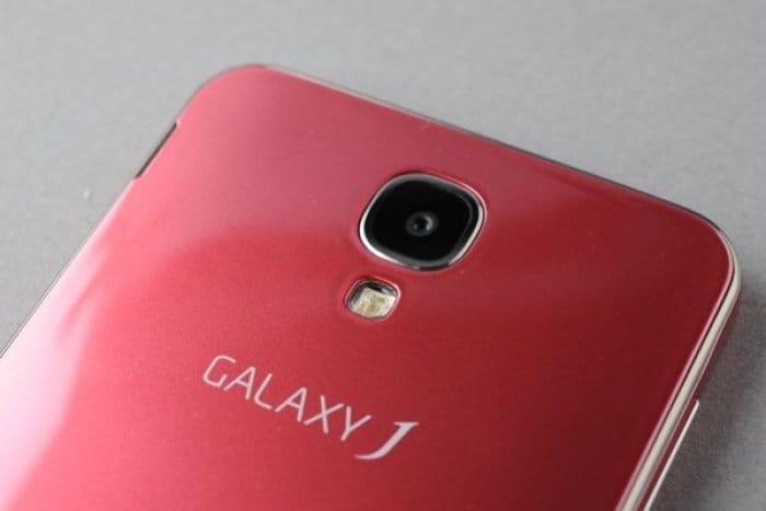 GALAXY J SC-02F