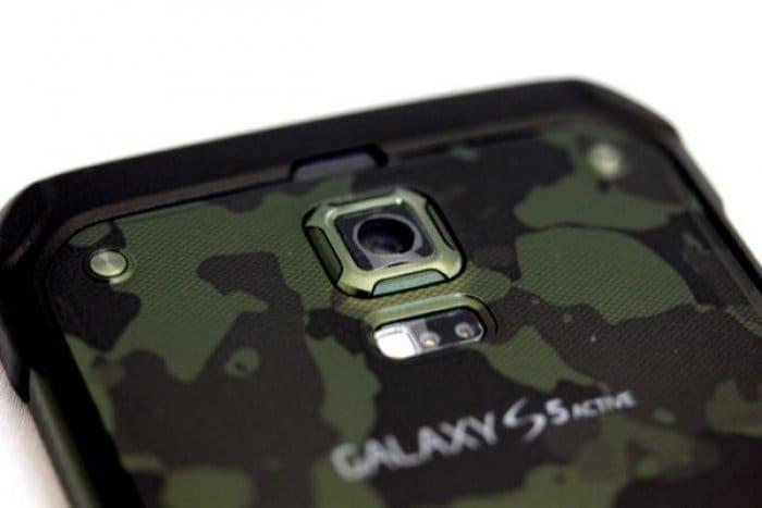 GALAXY S5 ACTIVE SC-02G