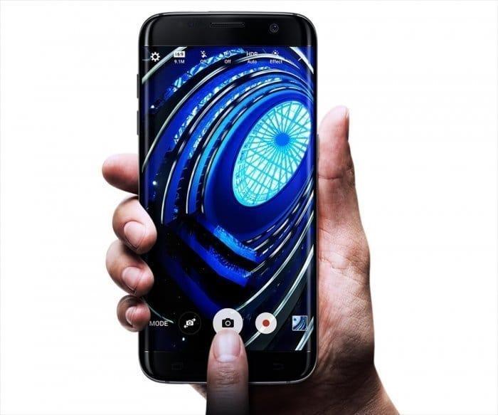 Galaxy S7 edge SCV33 au