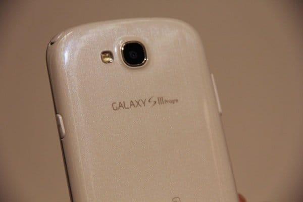 GALAXY S III Progre SCL21
