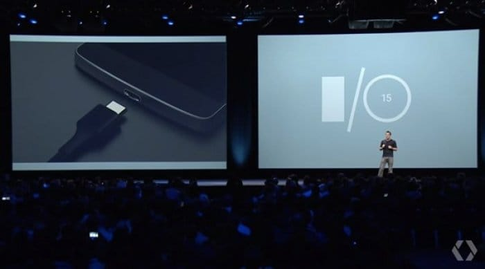 Android M:USB Type C