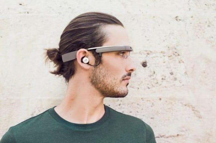 新型Google Glass