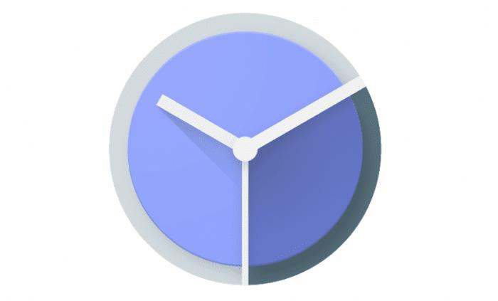 Google 時計アプリ