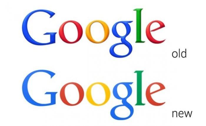 Google フラットロゴ