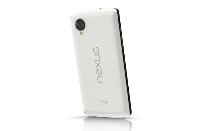 発表間近、Nexus 5の360度回転アニメGIF画像が流出