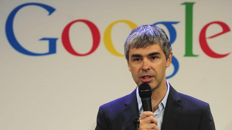 Google CEO:ラリー・ペイジ氏