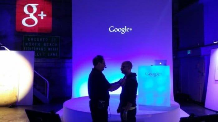 """Google+が""""少しだけ""""アップデート、今夜のライブ配信で詳細を発表"""