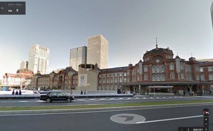 Google Maps ストリートビュー